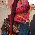 Bonnet lutin et bonnet rétro