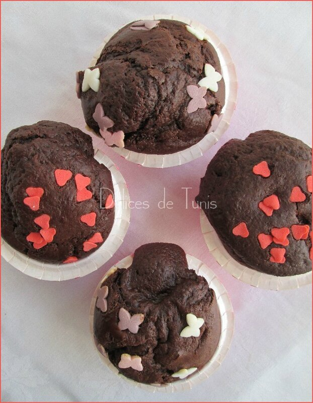 muffins au chocolat 2