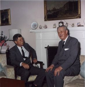 Kennedy and Macmillan