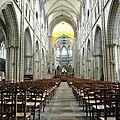 Saint-Pol-de-Léon, Cathédrale Saint-Paul-Aurélien, nef (29)