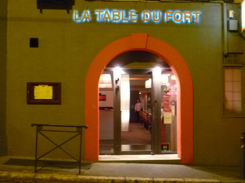 la table du fort marseille cooking suite