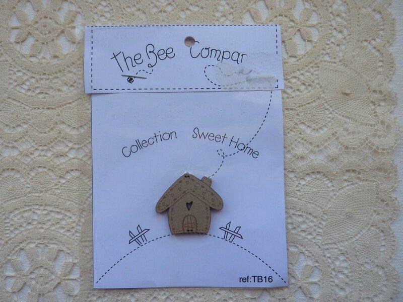 19 - bouton Bee Company