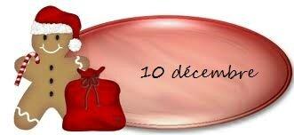 Noël avent 10 décembre