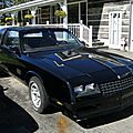 Chevrolet monte carlo ss coupe 1983-1988