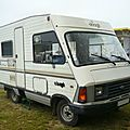 Ford transit camping car elnagh magnum 530