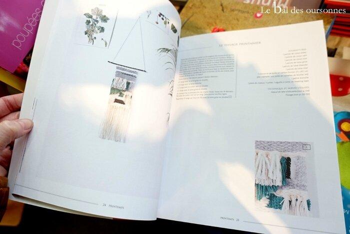 115 Blog Creativa Grenoble Salon Couture Loisirs créatifs Livre Attrape Rêve & Cie Tenture