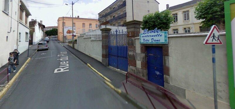 école maternelle Notre-Dame 2008