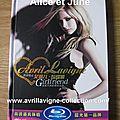 Disque Blu-ray Avril Lavigne Girlfriend-Asie (2008)