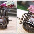 sautoir bird cage
