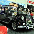 Austin princess Mayoral de 1956 (RegioMotoClassica 2010)