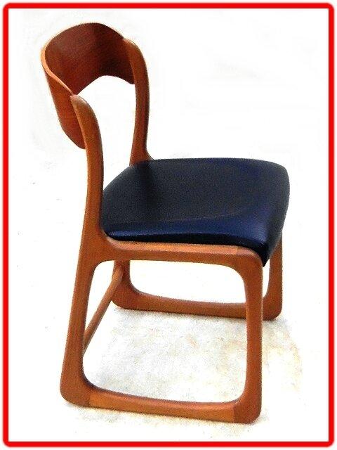 chaises traineaux baumann