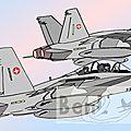 F18 B et C suisses