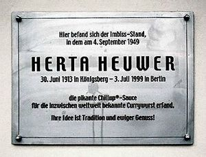 Herta Heuwer J&W