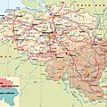 Belgique 2012 : une belle « cousinade »
