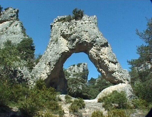 Montpellier-le-Vieux - Causse Noir
