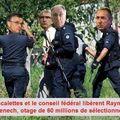 Raymond domenech libéré