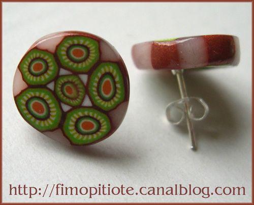 Bijoux pate fimo collier bracelet boucles d oreilles (3)