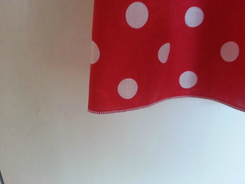 robe rouge a pois_13
