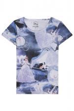T-Shirt Cendrillon en Coton / Eleven Paris / Prix indicatif : 32€