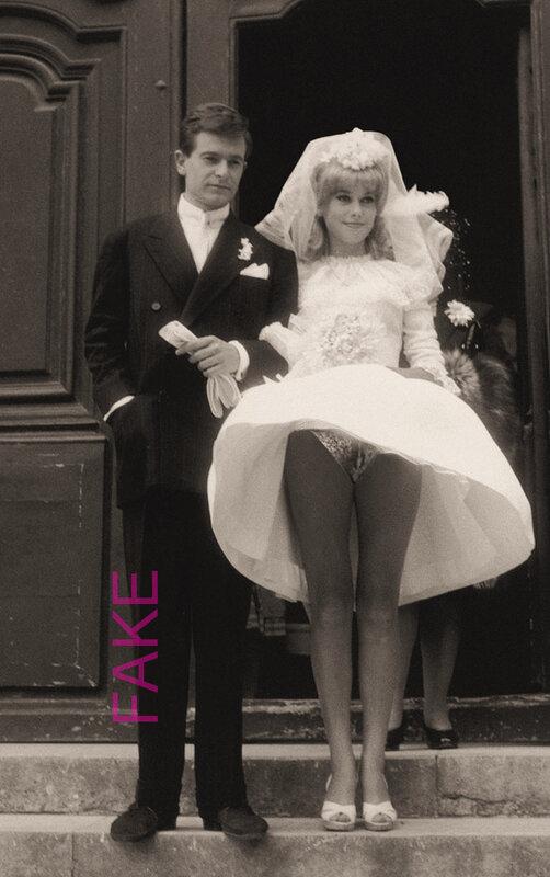 Catherine Deneuve, petite culotte