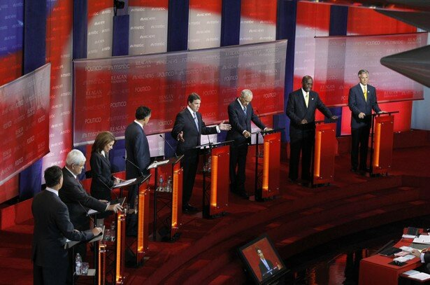 Republican Primary Debate 2012