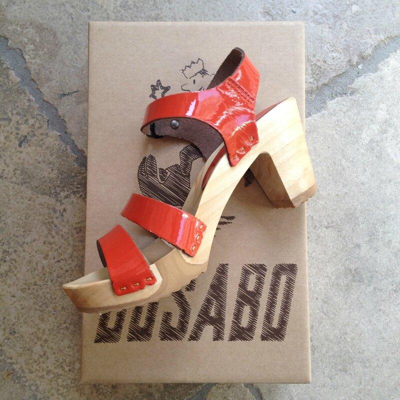 Sabots et claquettes BOSABO collection printemps été 2015 Boutique Avant-Après 29 rue Foch 34000 Montpellier (4)