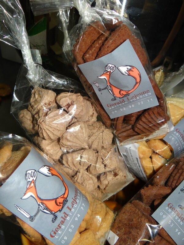 Des biscuits secs disponibles à travers le Monde