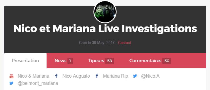 Tipeee de Nico & Mariana