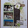 Quelques pages....de scrap