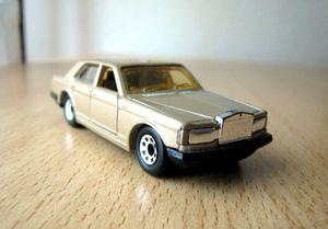 Rolls-royce silver spirit -Matchbox- (1986) (1