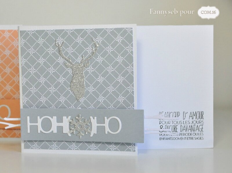 carte de voeux 22 collection ambre papiers COM16 SIGNATURE