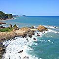 Circuit au vietnam: co to à l'île à quang ninh
