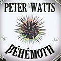 SSehemoth de peter watts