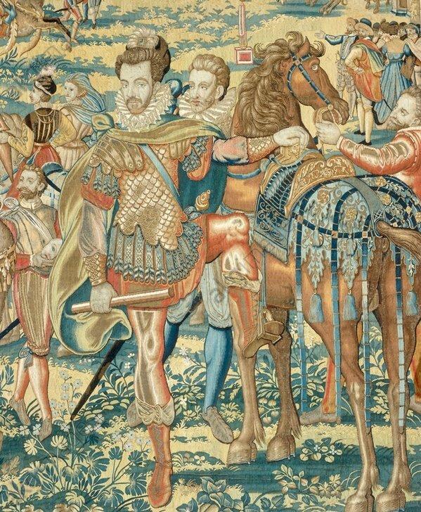 Henri III dans le Jeu de la quitaine