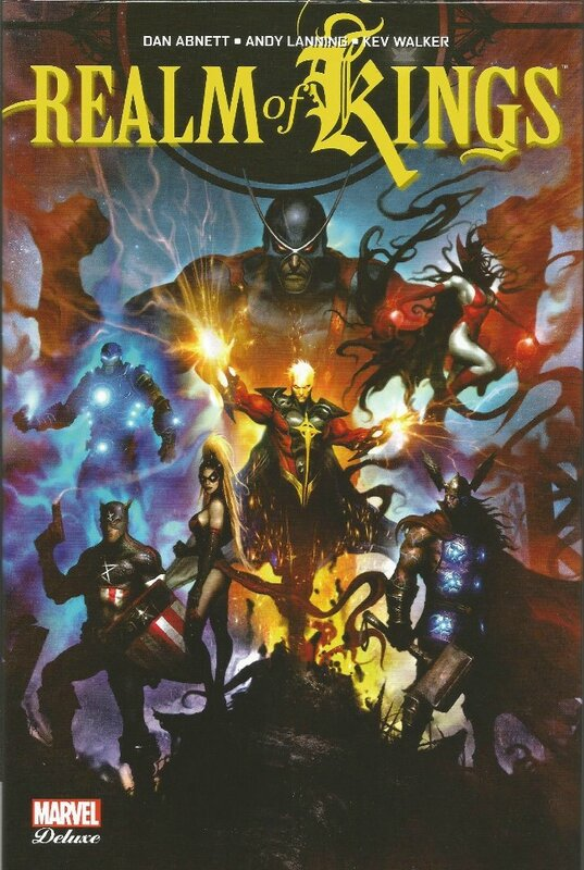 marvel deluxe realm of kings