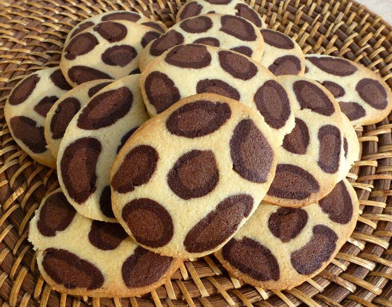 Sablés-leopard1