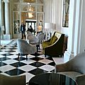 Mon tea time au trianon palace