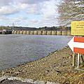 Les résultats des enquêtes d'utilité publique favorables au démantèlement des barrages sur la sélune - 24 novembre 2014