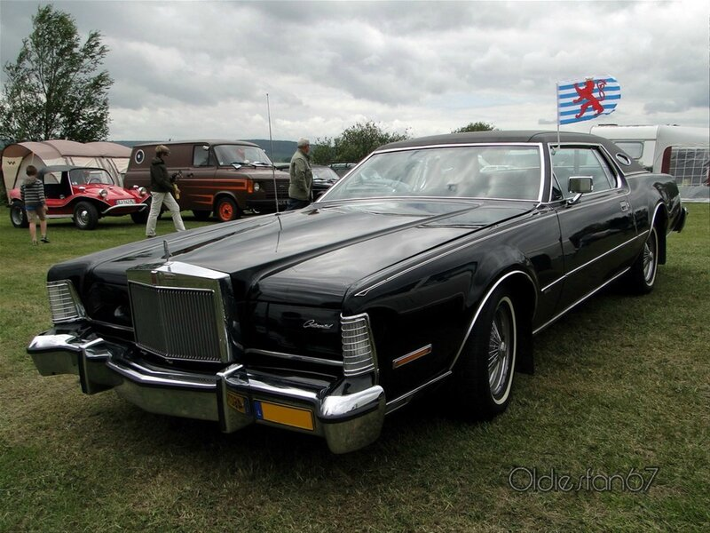 lincoln continental mark IV hardtop coupe 1974 1976 a