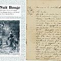 « la nuit rouge » : des chouans à terves en 1922