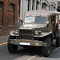 Dodge wc 54 3/4 ton ambulance.