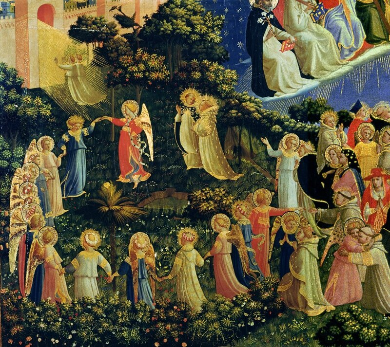 ronde des saints fra angelico1024x912