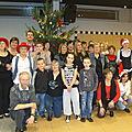 17 Décembre 2011 Bal de fin de trimestre au DRENNEC