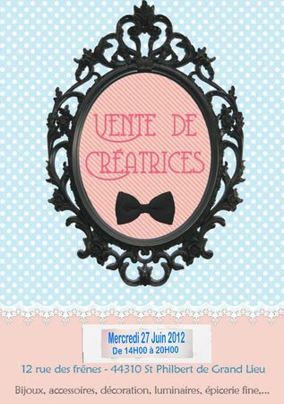 FLYER EXPO VENTE JUIN 2012 - RECTO