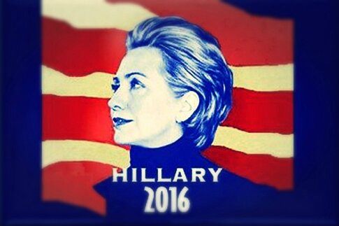 hillary Clinton -2016