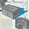 La malle de francoise (février 1954)
