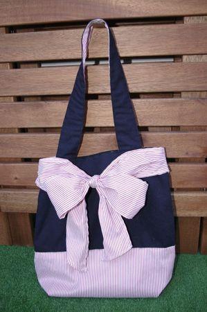 sac marin noeud