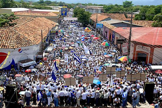 manifestacion_Empresarios_centroamericanos_condenan_bloqueo_comercial_contra_Honduras_noticia_encabezado