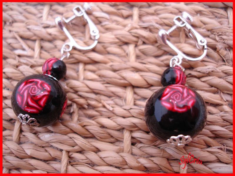 BO rouge et noire