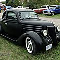 Ford coupe 5window-1936